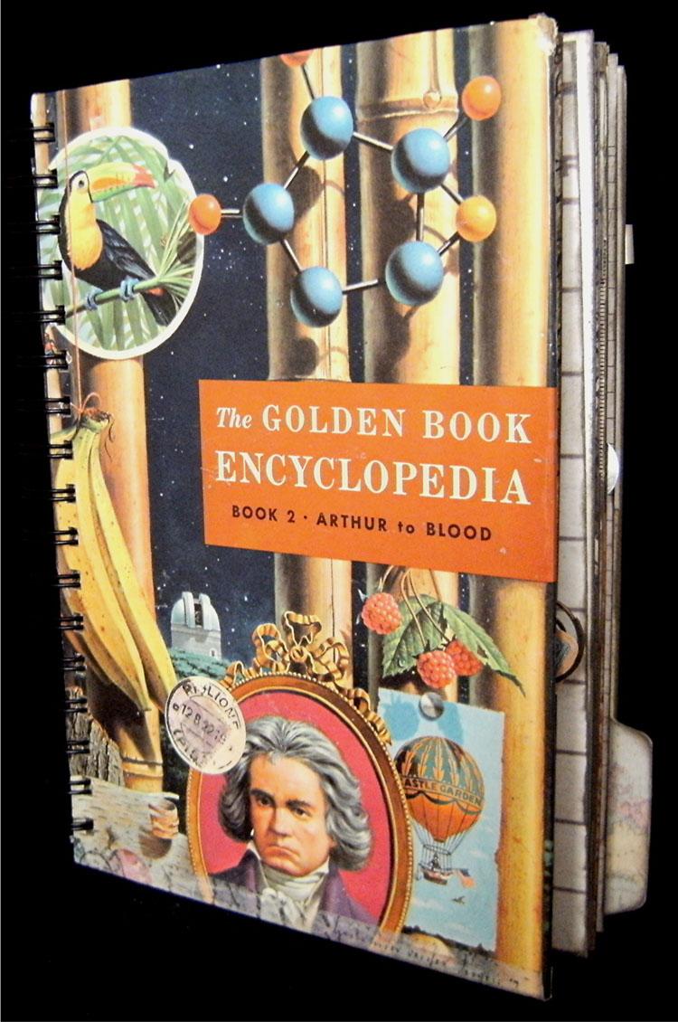 Golden Book Encyclopedia Journal