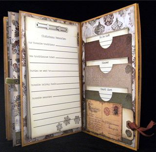 Planner pages 9 and 12