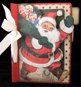 Christmas Mini Album Jolly Holiday