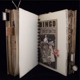 1930's Bingo Card Pocket Page