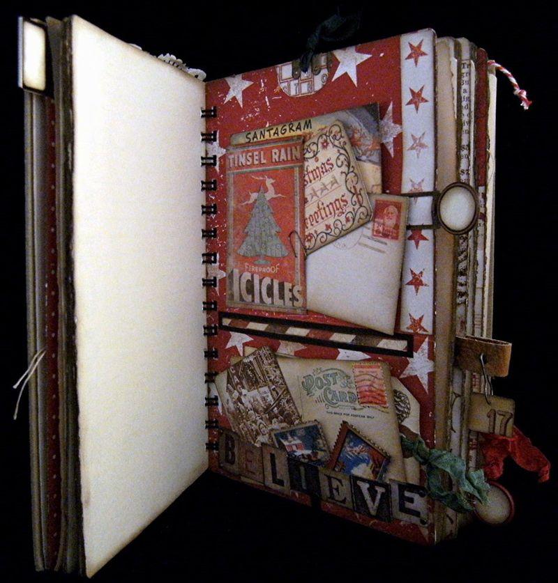 Christmas Journal Divider 2