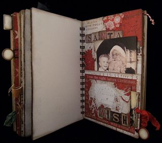 Christmas Journal Divider 4