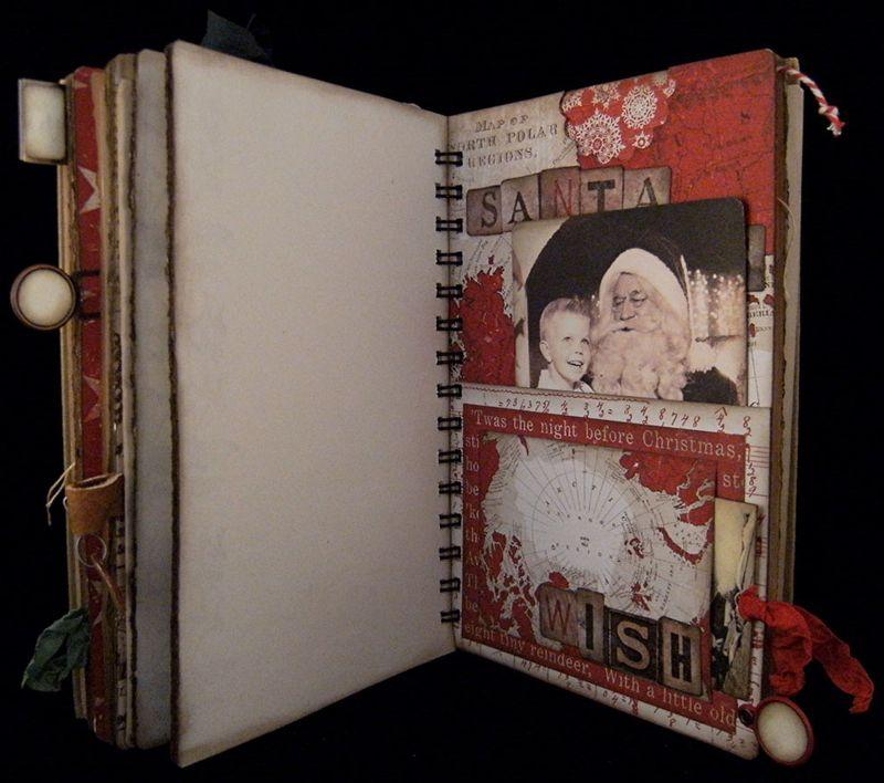 Christmas Journal Divider 4
