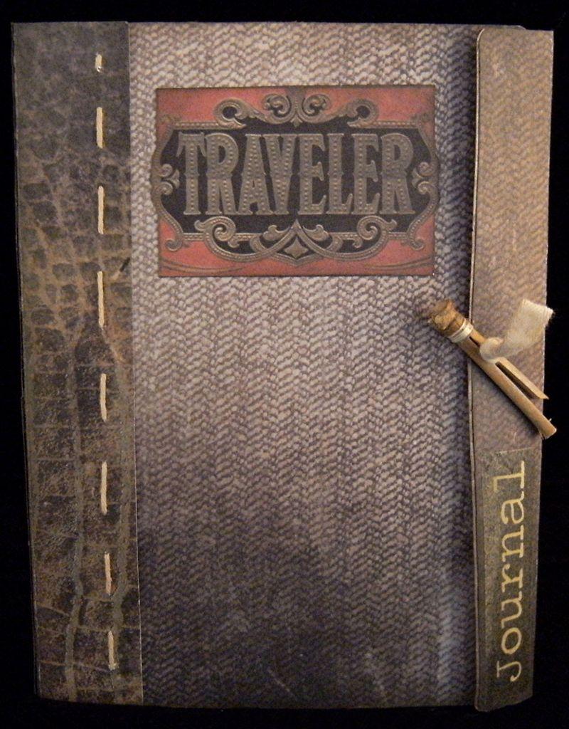 Portfolio Travel Journal