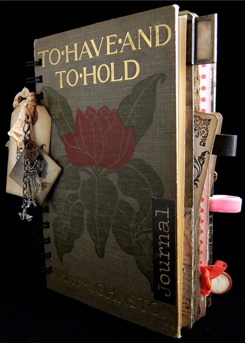 Love Journal Cover