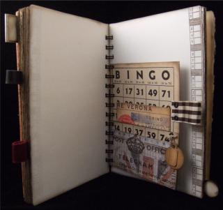 Bingo card Pocket