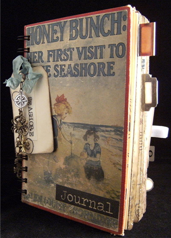 Seashore Cover StoryBook Journal