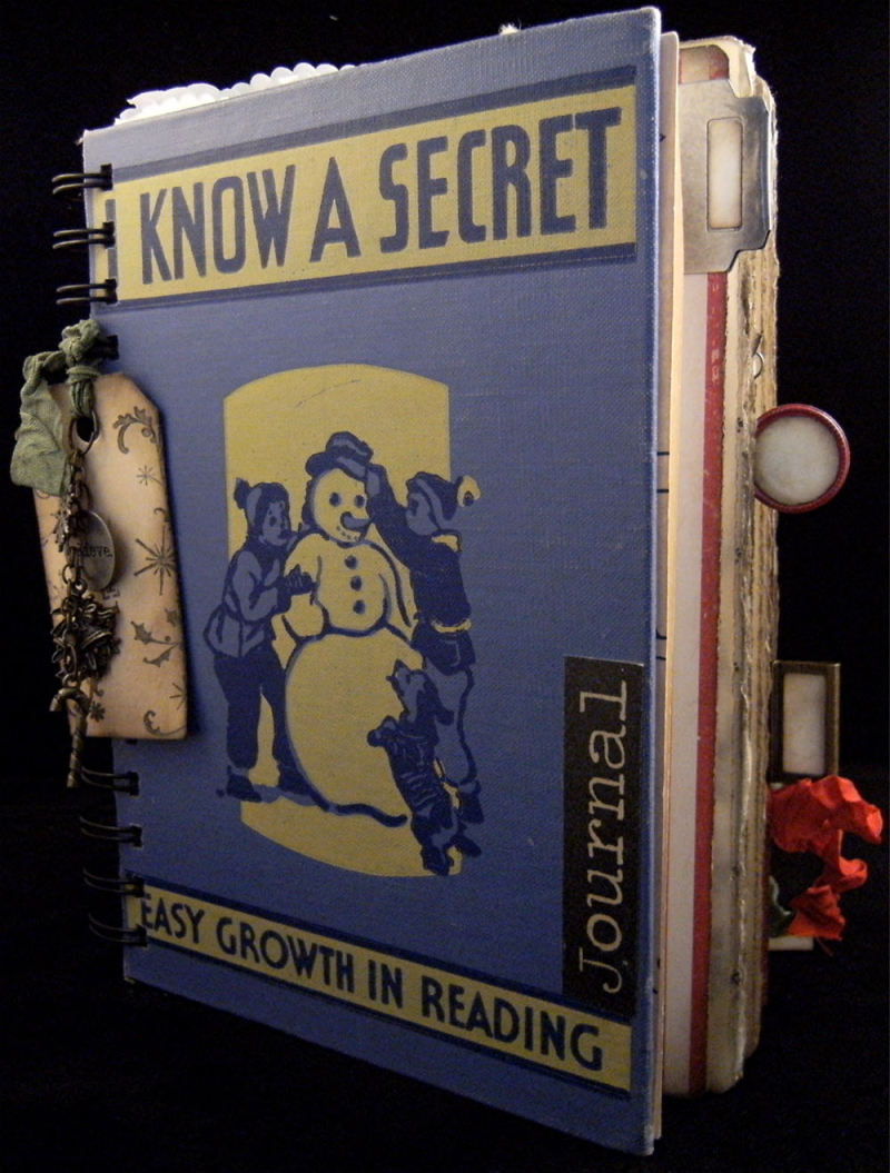 I Know A Secret Cover