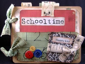 """""""Schooltime Memories"""""""