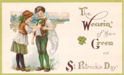 Wearin' Green