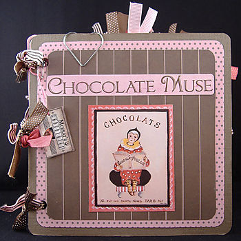 """Chocolate Muse"""