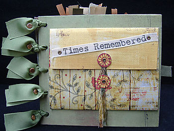 """""""Times Remembered...Memories Shared"""""""
