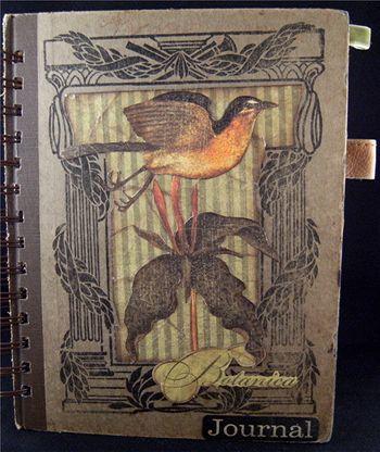 """Botanica"" Created Using a 1904 School Music Book"