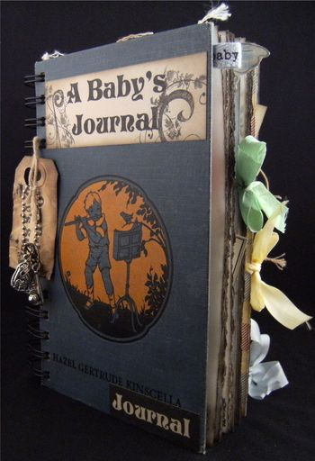 A Baby's Journal (Boy)