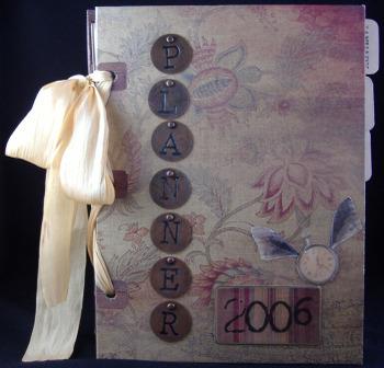 """Time Flies"" 2006 Planner"